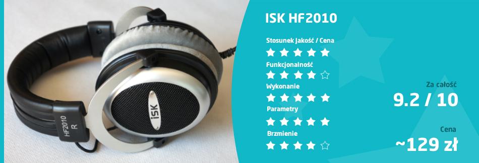 ISK HF2010