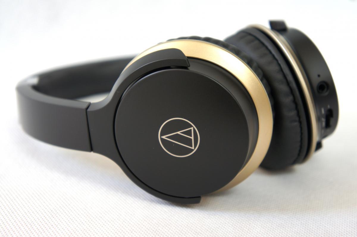 Audio Technica ATH AR3BT Bezprzewodowe słuchawki nauszne
